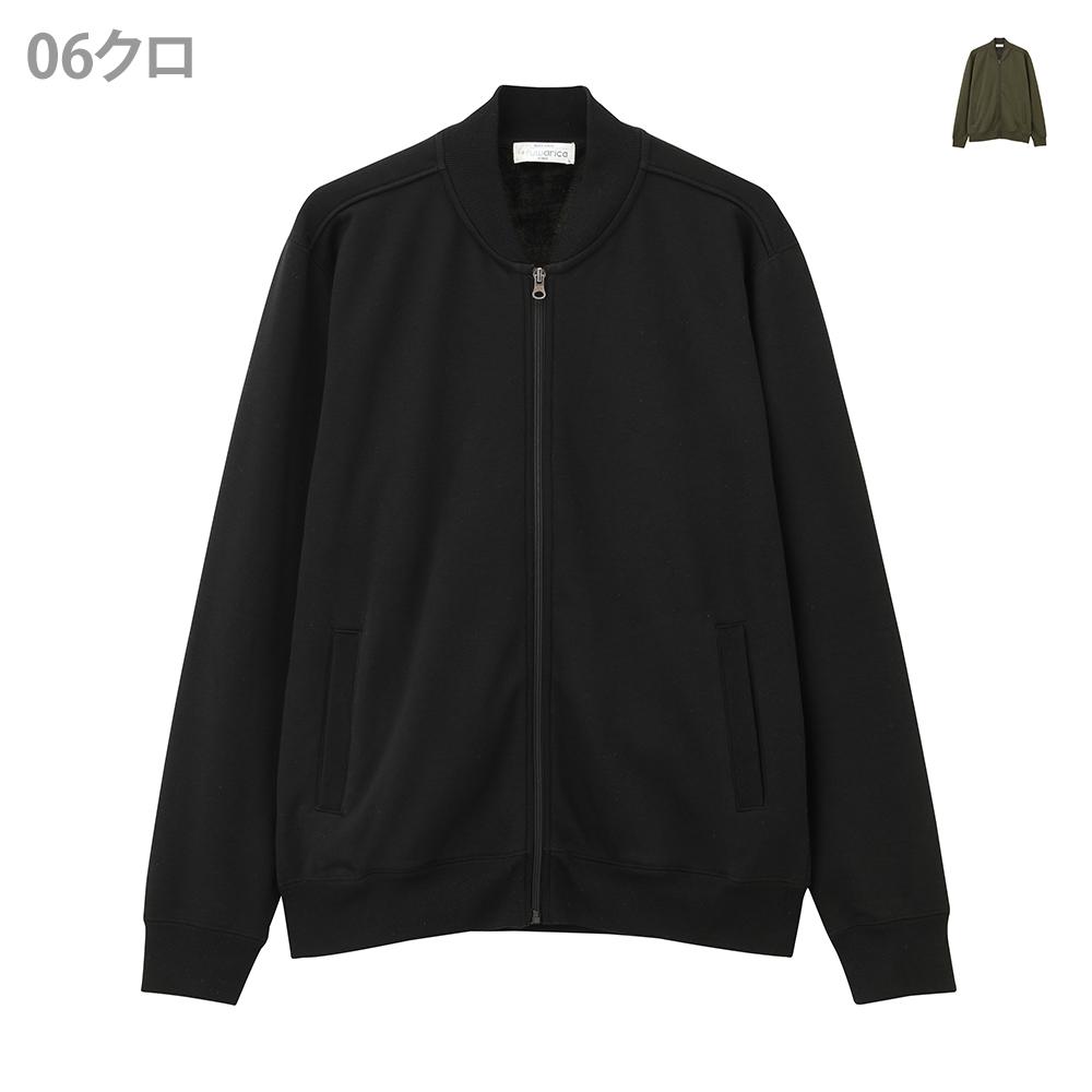 [Fuwarica di Fiore(フワリカディフィオーレ)] 裏シャギーMA-1タイプジャケット MH/03563FW メンズ